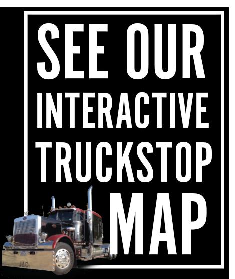 Find Us! Iowa 80 Truckstop